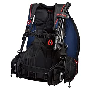 Hollis HD100 BC, Heavy Duty Technical or Recreational Scuba BCD