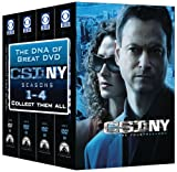 Csi: Ny - 4 Season Pack (25pc) (Ws Sen) [DVD] [Import]