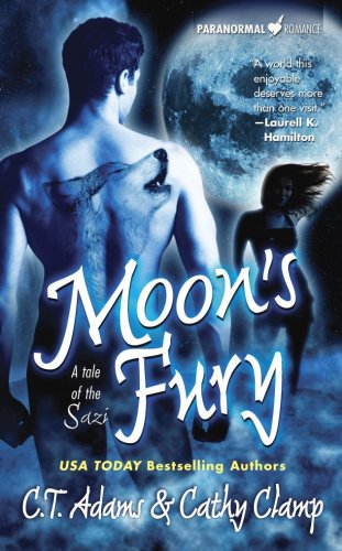 Image of Moon's Fury (Tales of the Sazi, Book 5)