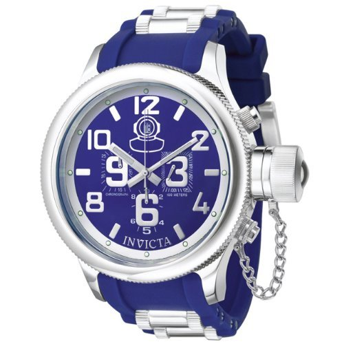 Invicta Mens 4580 Russian Diver Collection Quinotaur Chronograph Watch<br />