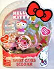 Hello Kitty Sweet Cakes Scooter Doll Playset