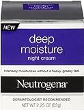 Neutrogena Deep Moisture Night, 2.25 Ounce by Neutrogena [Beauty]
