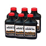 WoodlandPRO Two-Cycle Engine Oil (6.4 oz. Bottles - Box of 6)