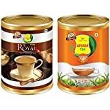 Pack Of Royal Black Tea 500gm And VIP Black Tea 500gm