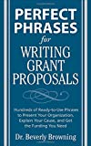 img - for Perfect Phrases for Writing Grant Proposals (Perfect Phrases Series) book / textbook / text book
