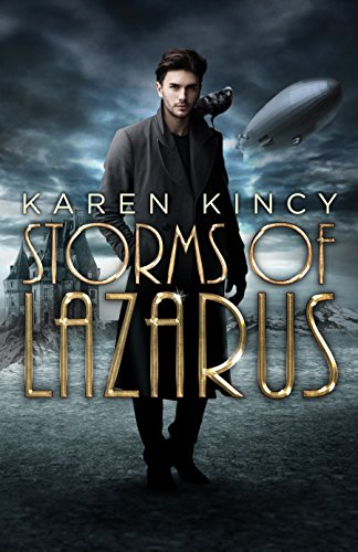 Storms of Lazarus cover