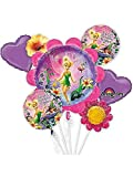 Tinkerbell Birthday Bouquet Of Balloons (MULTI, 1)