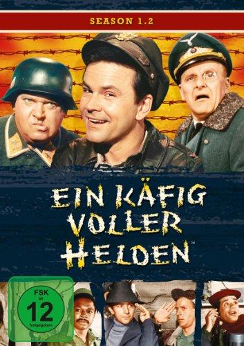 Ein Käfig voller Helden - Season 1.2 [3 DVDs]
