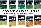 Polizeiruf 110 - Box  1 -10: 1971-1983 (DDR TV-Archiv) (35 DVDs)