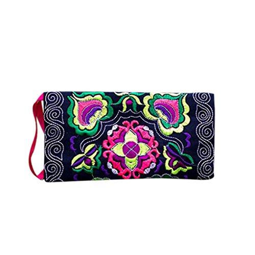 koly-womens-ethnic-handmade-embroidered-wristlet-clutch-bag-vintage-purse-wallet-black