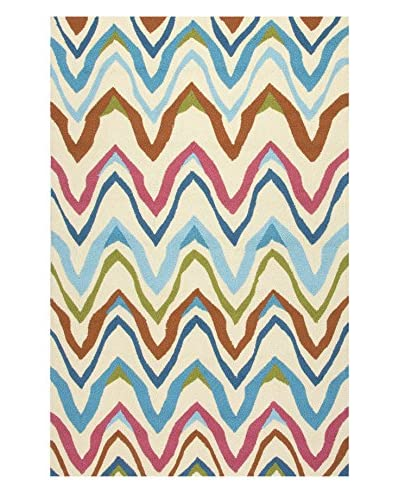 Jaipur Rugs Abstract Pattern Indoor/Outdoor Rug