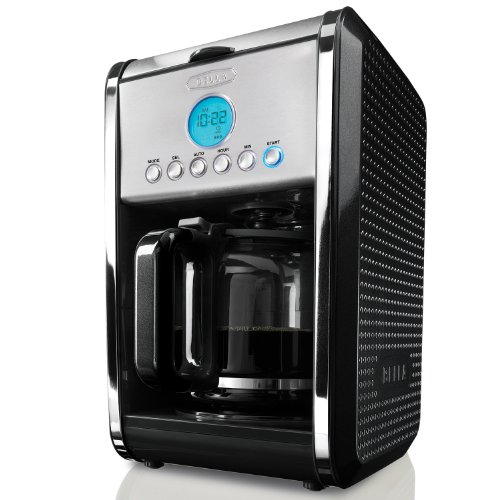 Dots Collection 12-Cup Programmable Coffee Maker