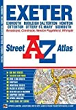 [Exeter Street Atlas] (By: Geographers' A-z Map Company) [published: November, 2012]