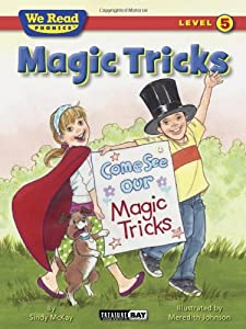 Magic Tricks (We Read Phonics - Level 5 (Quality))