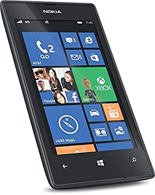 Nokia Lumia 520 (Black)