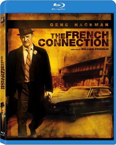 Cover art for  The French Connection [Blu-ray]