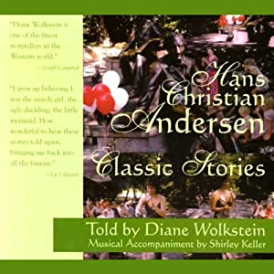 Hans Christian Andersen Audiobook