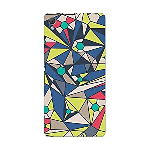 Garmor Designer Silicone Back Cover For Sony Xperia Z3