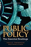 img - for Public Policy: The Essential Readings (2nd Edition) book / textbook / text book