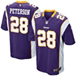 Adrian Peterson Minnesota Vikings NFL...