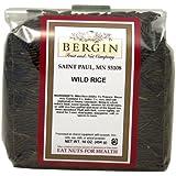 Bergin Nut Company Wild Rice, 16 Ounce Bags