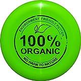 Eurodisc Disc Golf PUTTER made of Bio Plastic - 100% BIODEGRADABLE 70% RENEWABLE RESOURCES