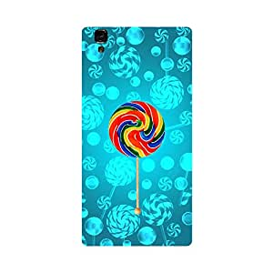 Phone Candy Designer Back Cover with direct 3D sublimation printing for Yu Yureka Plus