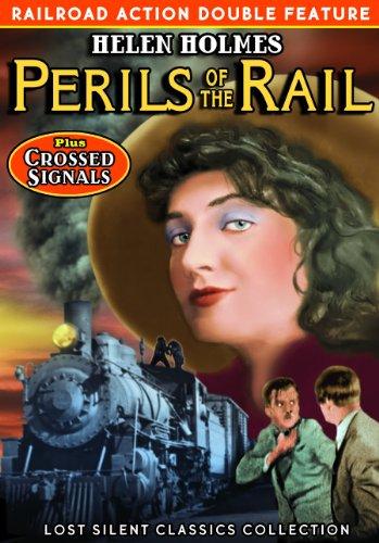 Perils of the Rail/Crossed Signals [DVD] [1925] [Region 1] [US Import] [NTSC]
