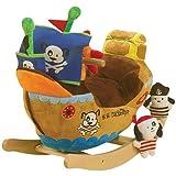 Charm Company Rocker Pirate Ship