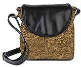 #9: Snoogg Abstract Womens Sling Bag Small Size Tote Bag
