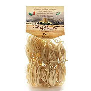 Organic Pici Pasta Nests by L Antica Rocca (1 pound)