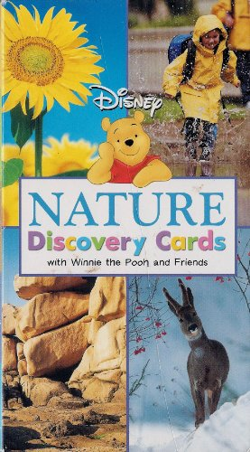 Disney Nature Discovery Cards with Winnie the Pooh and Friends - 1