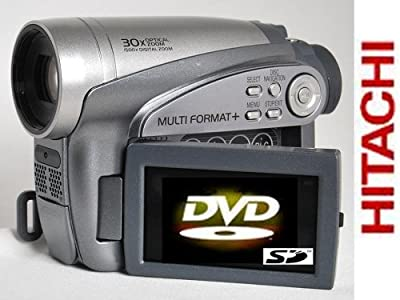 Hitachi DZ-MV5000E DVD Camcorder from Hitachi