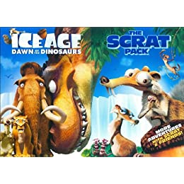 Ice Age 3: Dawn of the Dinosaurs/The Scrat Pack (2 Discs) (Dual-layered DVD) Products and Promotions