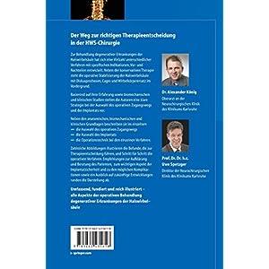 Degenerative Erkrankungen der Halswirbelsäule: Therapeutisches Management im subaxialen A
