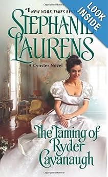 The Taming of Ryder Cavanaugh  - Stephanie Laurens