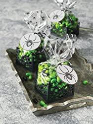 Martha Stewart Crafts Spiderweb Cello Treat Bags