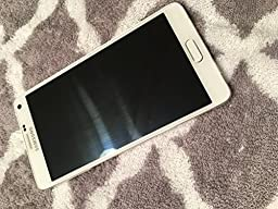 Samsung Galaxy Note 4 SM-N910T 4G LTE - 32GB - Frost White (T-Mobile)