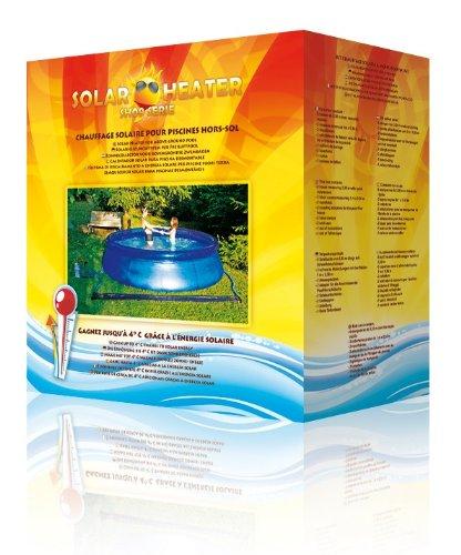 Avis solar express sh09 chauffage solaire pour piscines for Chauffage pour piscine hors sol