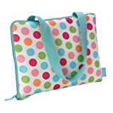 Refresh Polka Dot Fleece Picnic Blanket (discontinued by manufacturer)by Polkadot
