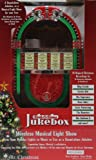 Mr. Christmas Musical and Light Up Rock-O-Rama Jukebox #60411