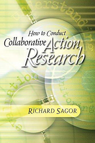 How to Conduct Collaborative Action Research [Sagor, Richard] (Tapa Blanda)
