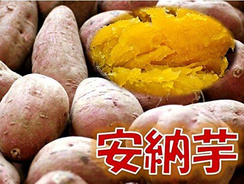 新芋(2016年産) 訳あり 鹿児島県産 安納芋 「安納紅」 サイズ混合 1箱:約2kg入り