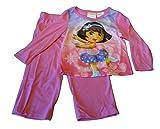 Disney Minnie Mouse 2 Piece Flannel Pajama Set Pink 4T