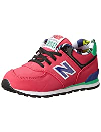 New Balance KL574 Infant Lace Up Running Shoe