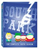 echange, troc South Park: Complete Sixth Season [Import USA Zone 1]