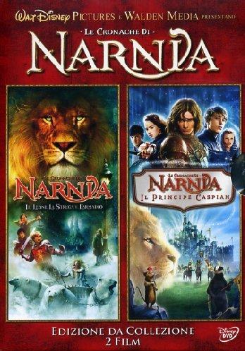 Le cronache di Narnia + Le cronache di Narnia - Il principe Caspian(edizione da collezione) [2 DVDs] [IT Import]