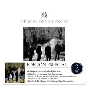 Héroes del silencio -  El mar no cesa