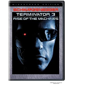 Click to buy Arnold Schwarzenegger Movies: Terminator 3 - Rise of the Machines from Amazon!