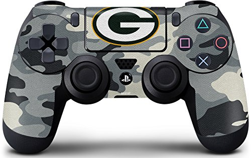 NFL - Green Bay Packers Camo Skin for PlayStation 4 / PS4 DualShock4 Controller from Skinit